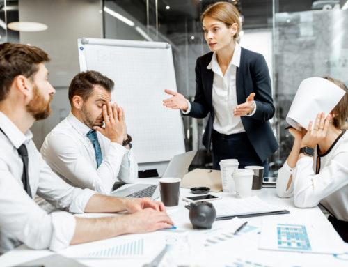 5 conseils pour annoncer une mauvaise nouvelle à ses collaborateurs